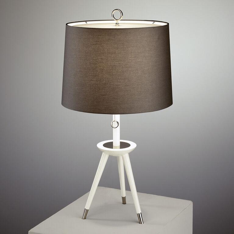 Table Lamps - Ventana Tripod Table Lamp