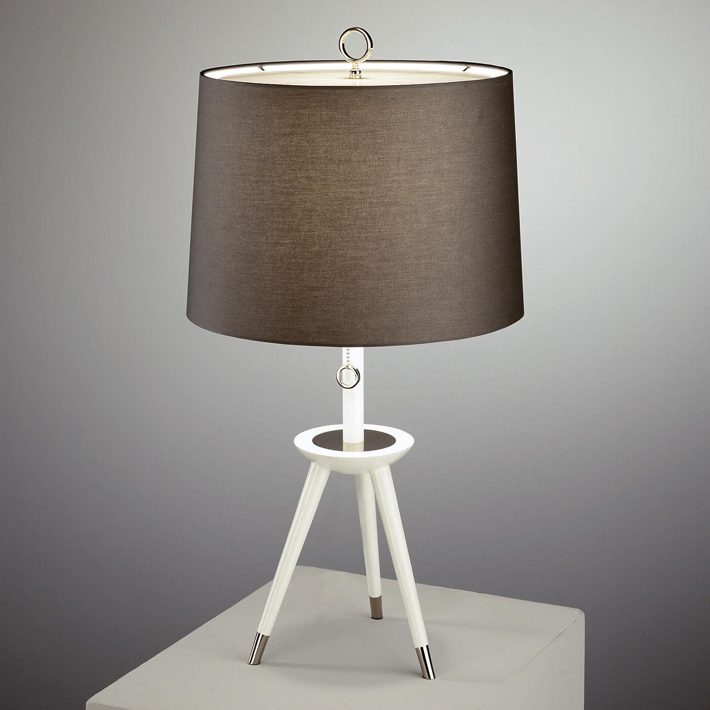 Table Lamps   Ventana Tripod Table Lamp