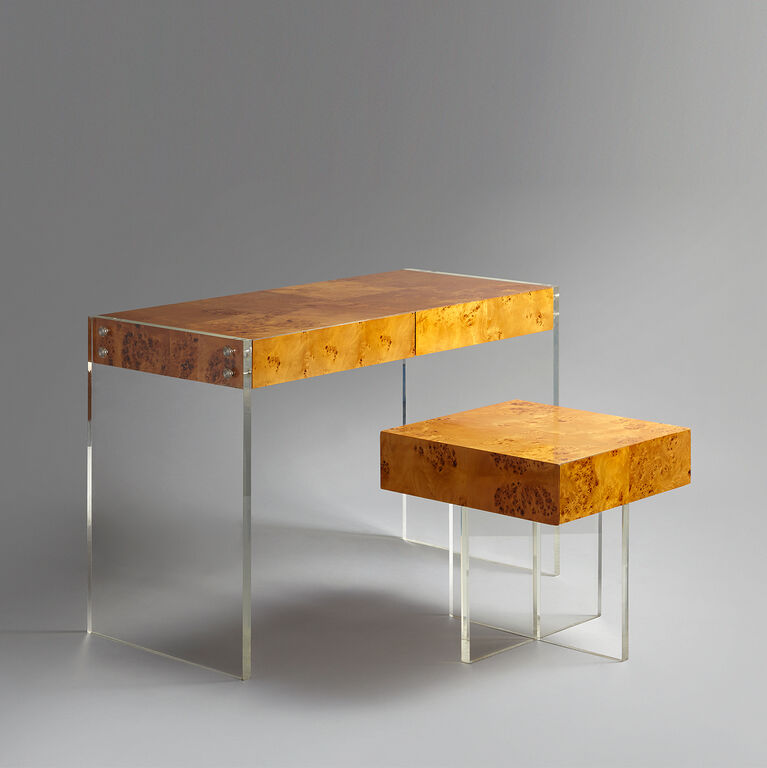 Holding Category for Inventory - Bond End Table
