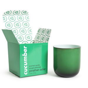 Glorious Greens - Cucumber Pop Candle