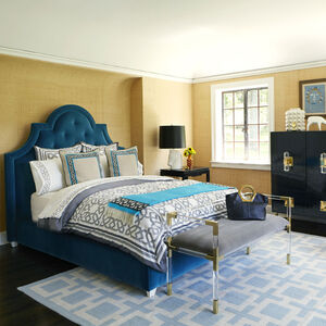 Jonathan Adler | Woodhouse King Bed 3