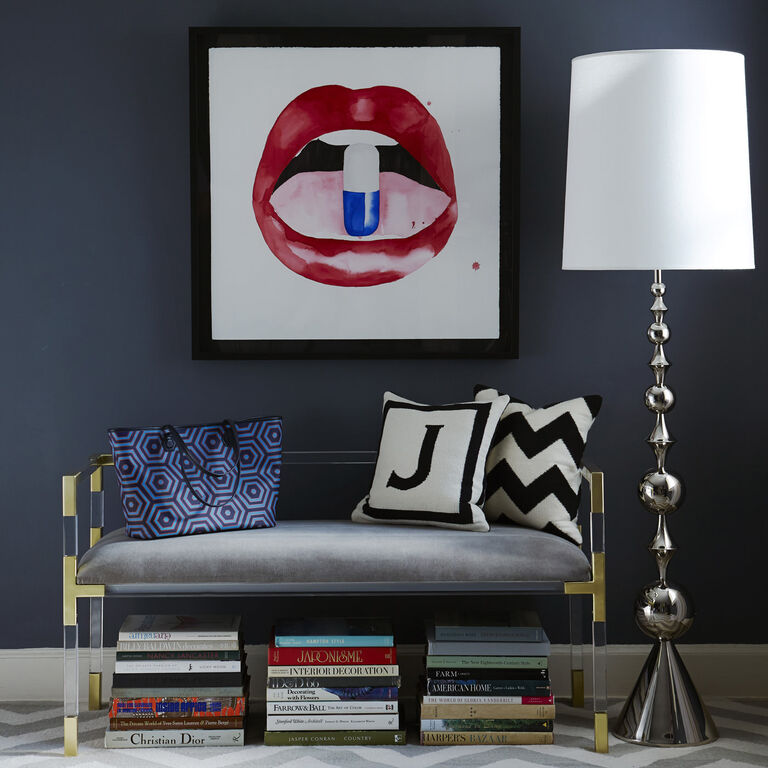 Floor Lamps - Harlequin Floor Lamp