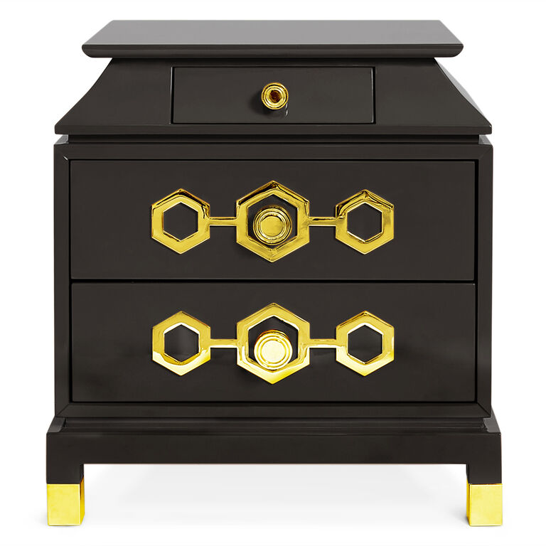 Holding Category for Inventory - Turner Pagoda Side Table