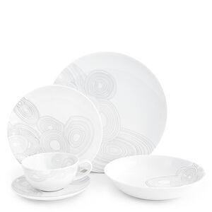 Dinnerware Sets - Malachite Five-Piece Dinner Set