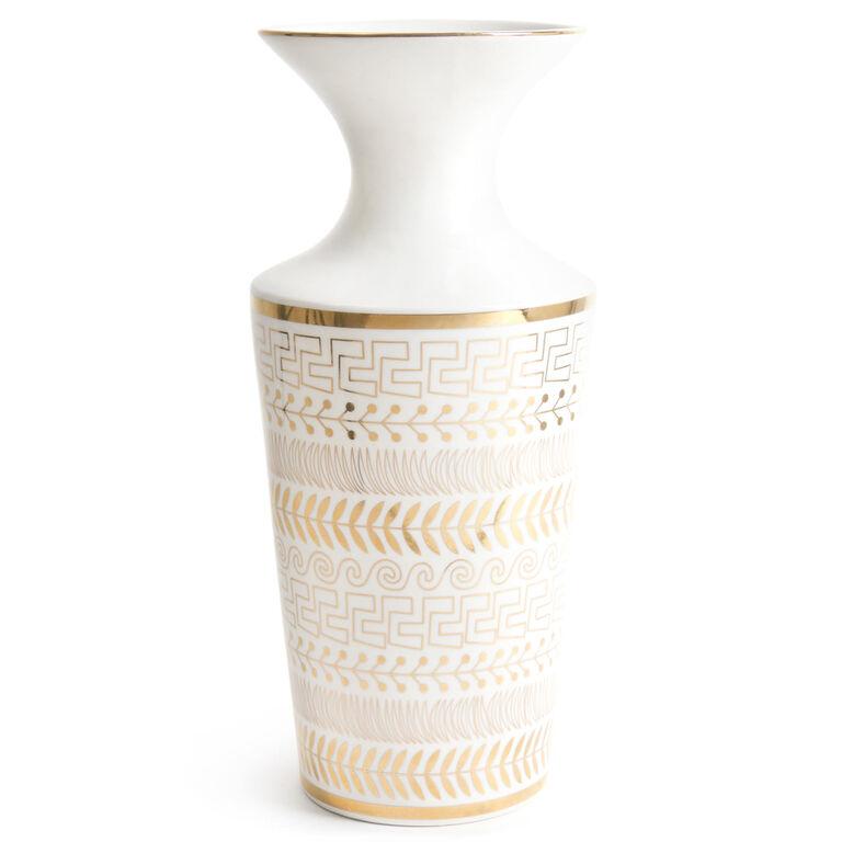 futura greek borders vase pottery jonathan adler. Black Bedroom Furniture Sets. Home Design Ideas