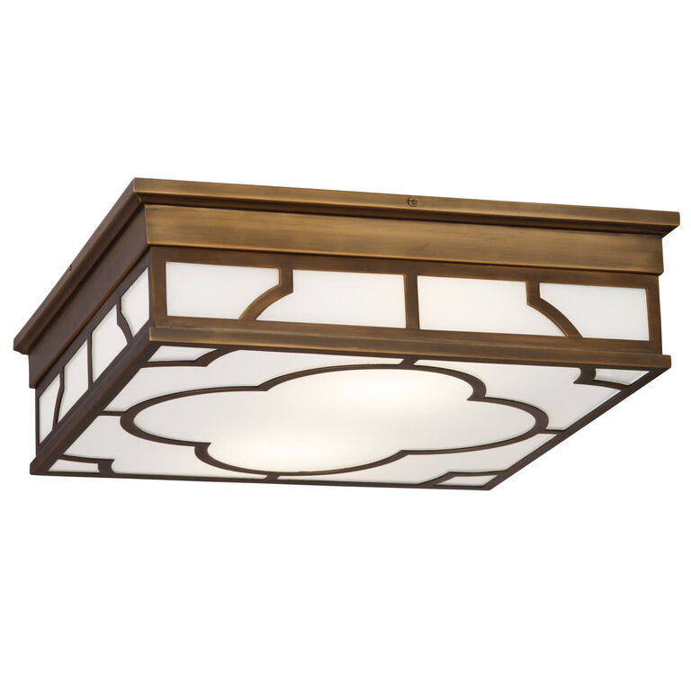 Flush Mounts - Addison Flush Mount Lamp
