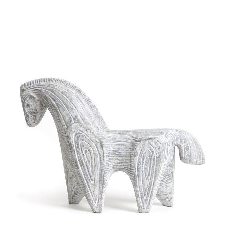 Holding Category for Inventory - Glass Menagerie Horse