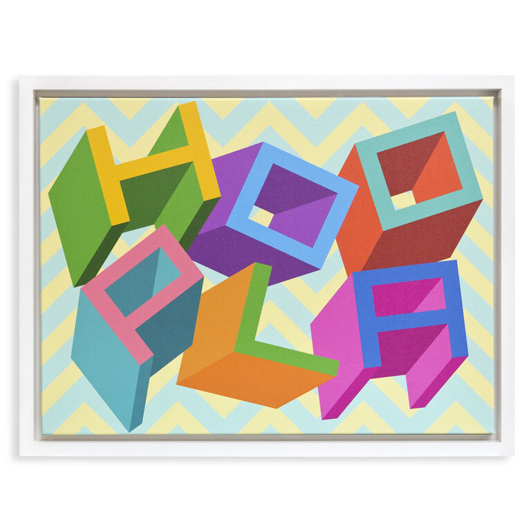 "Print - Dan Balgley ""Hoopla"" Art Print Edition"