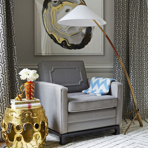 Floor Lamps - Indochine Floor Lamp
