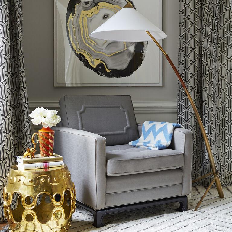Floor Lamps - Indochine Floor Lamp