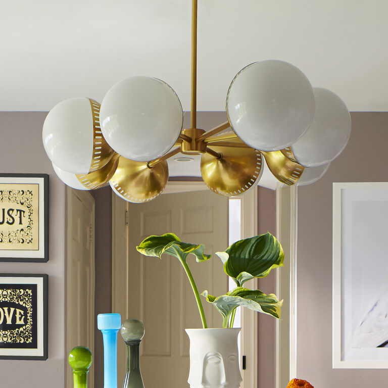 jonathan adler lighting ebay modern chandelier spoke brass sale australia