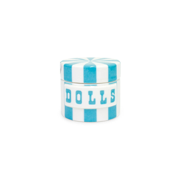 Holding Category for Inventory - Dolls Canister