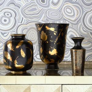 Vases - Futura Malachite Vase