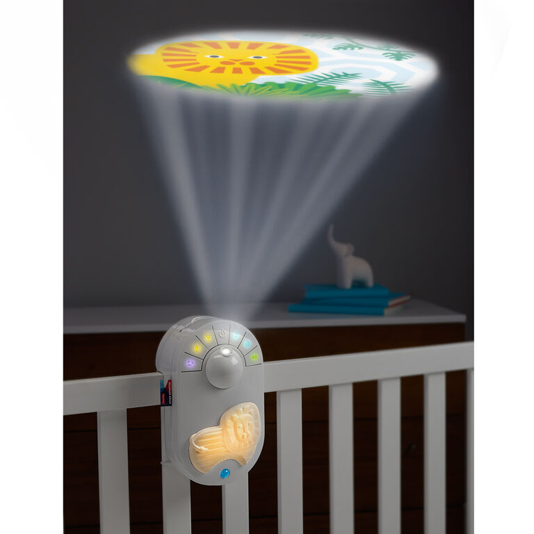 JA Baby - JA Crafted by Fisher-Price Projection Mobile
