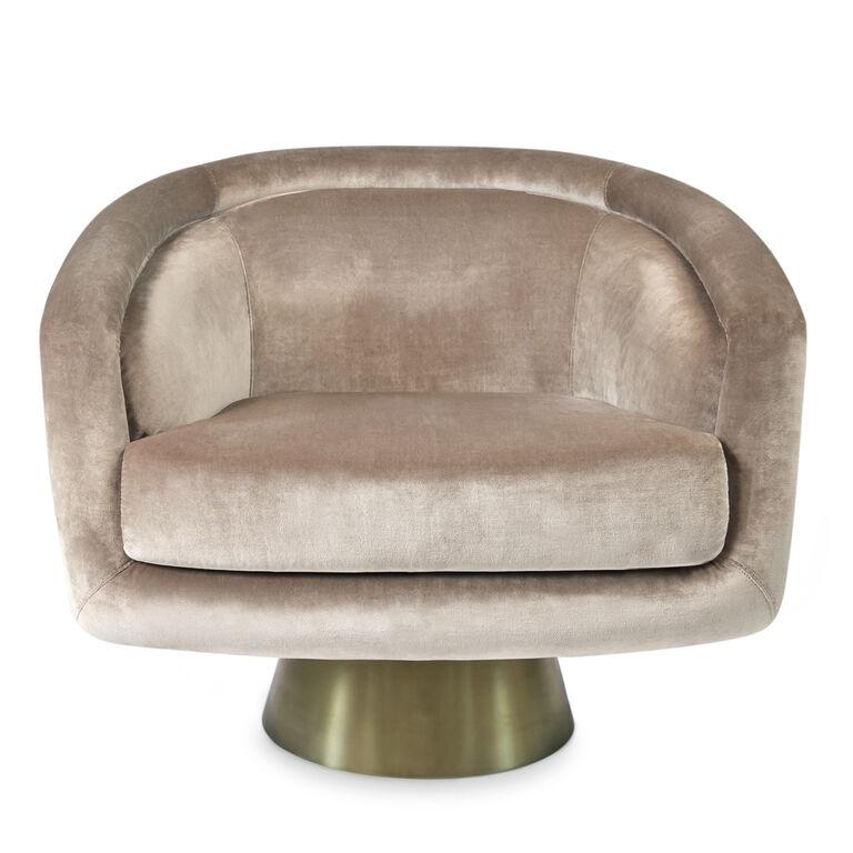 Chairs - Bacharach Swivel Chair