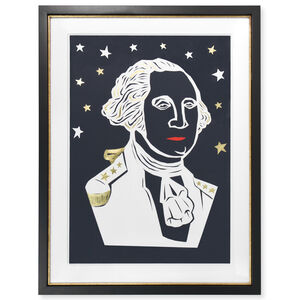 Print - George Washington Bust