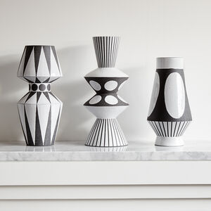 Vases - Palm Springs Bow Tie Vase