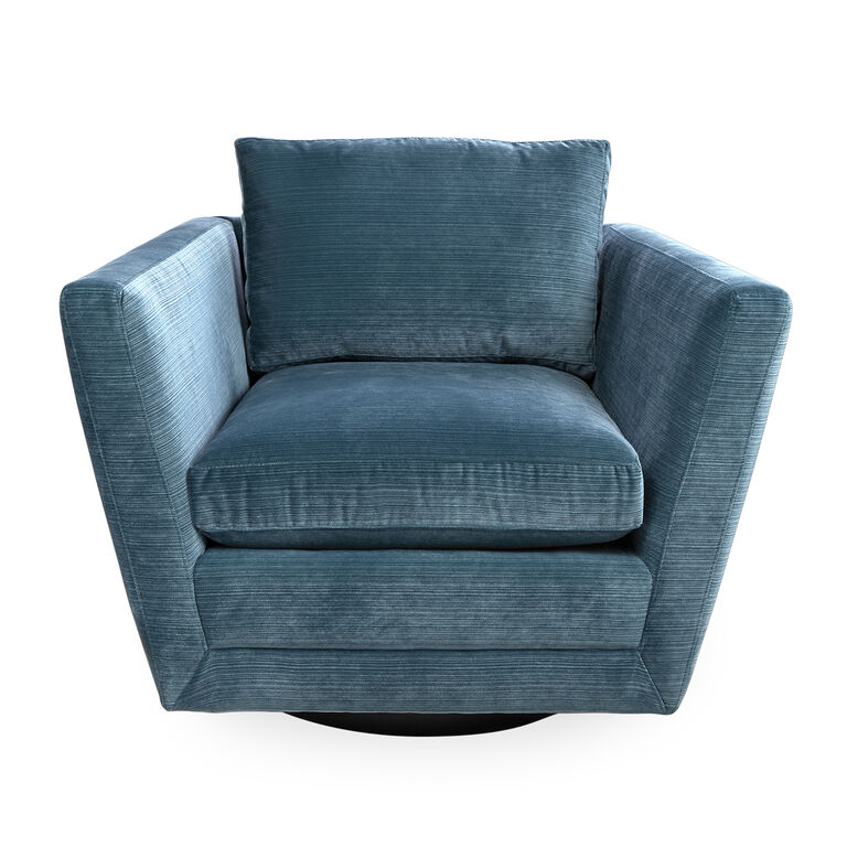Jonathan Adler | Sebastian Swivel Chair 1