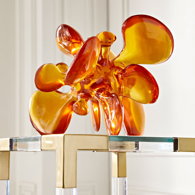 Holding Category for Inventory - Acrylic Amoeba Sculpture