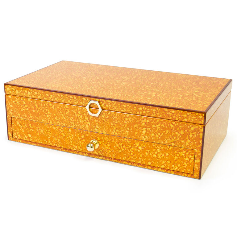 Boxes & Canisters - Toulouse Jewelry Box
