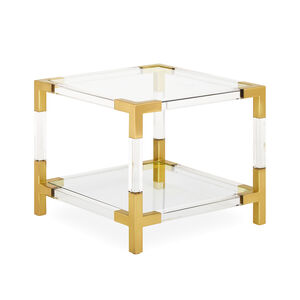 Side & Accent Tables - Jacques Two-Tier Accent Table