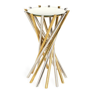 Side & Accent Tables - Electrum Accent Table