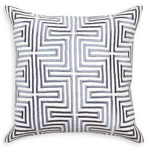 Patterned - Stella Maze Throw Pillow