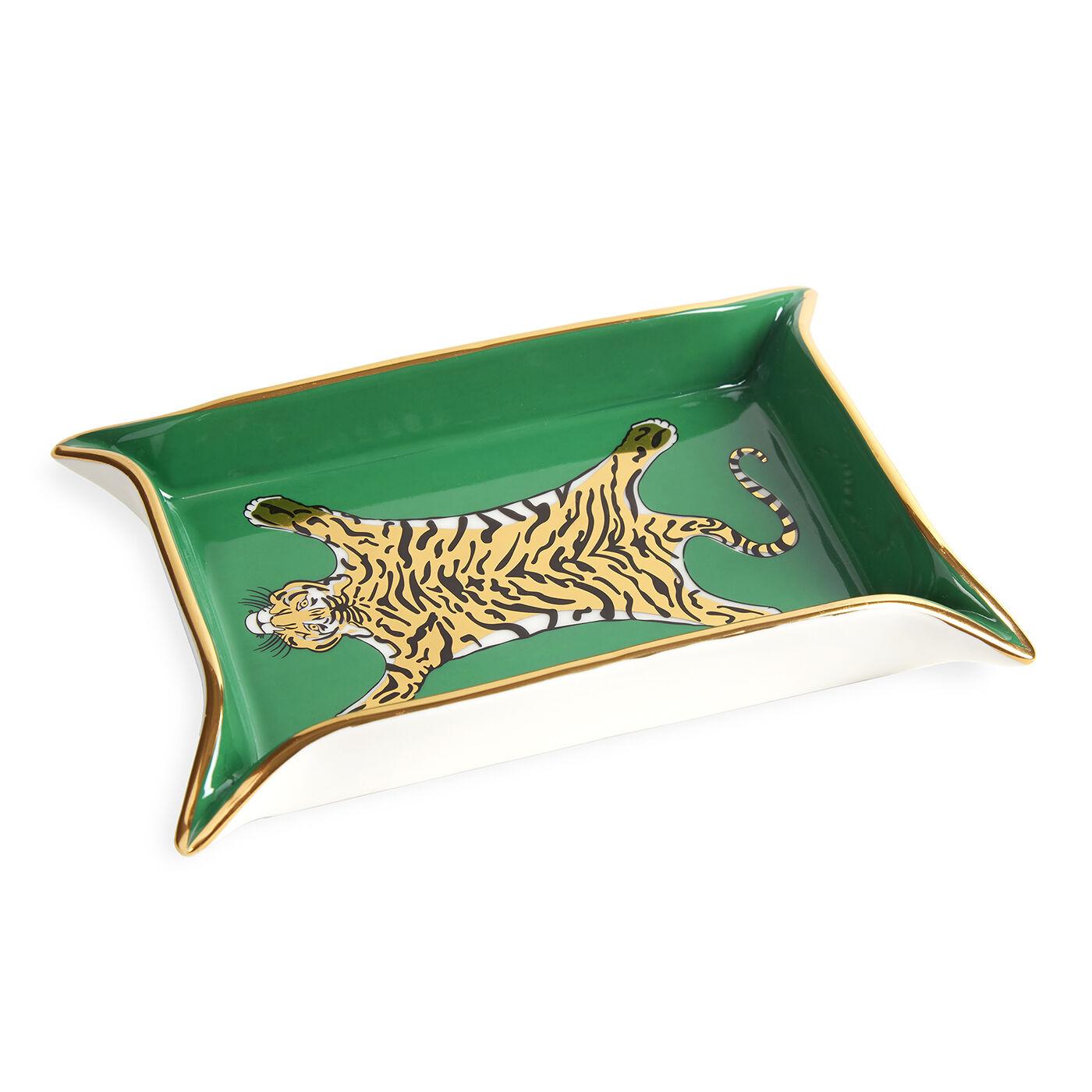 trays valet tiger tray - Valet Tray