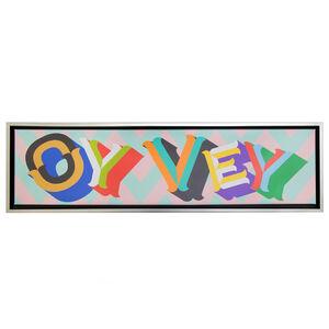 "Dan Balgley - Dan Balgley ""Oy Vey"" Art Print Edition"