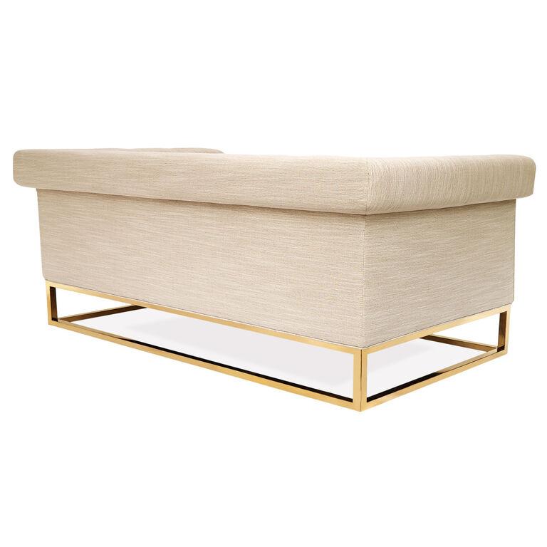 Caine sofa modern furniture jonathan adler for Modern furniture sites