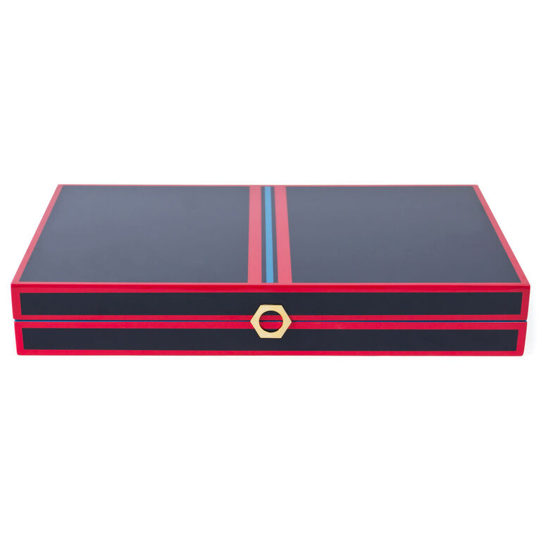 Games - Lacquer Backgammon Set