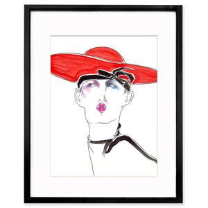 "Print - Tony Viramontes ""Graham Smith Hat"""