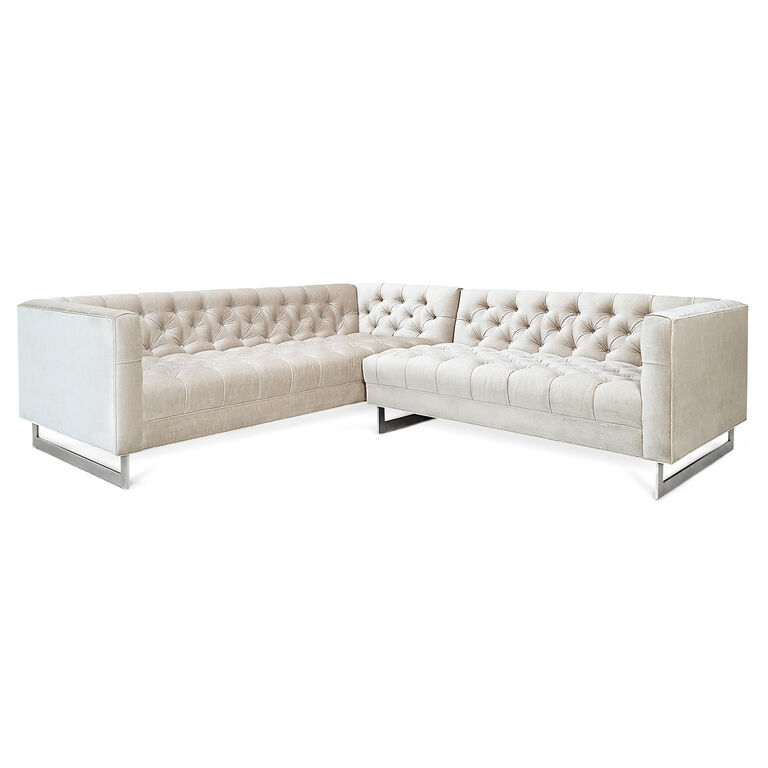 Jonathan Adler | Baxter Deep Sectional Right Arm Facing