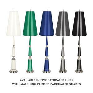 All New - Versailles Floor Lamp in Nickel