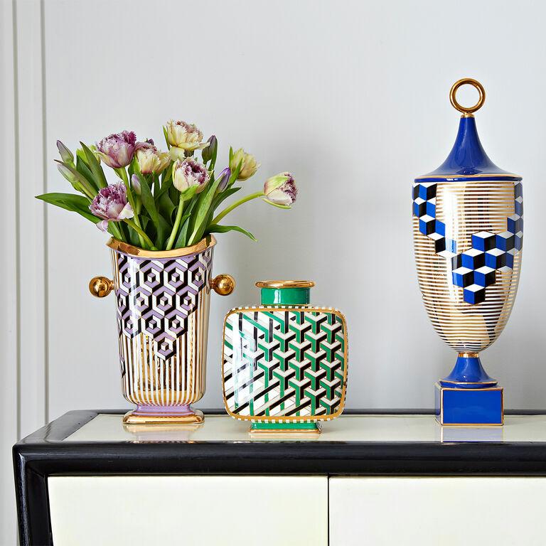Vases - Versailles Cube Urn