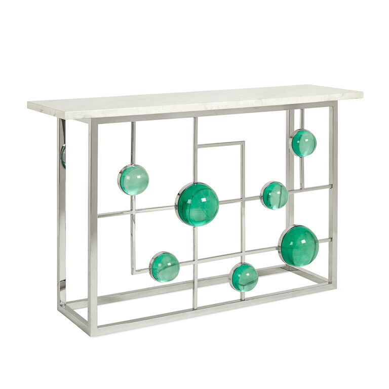 Holding Category for Inventory - Globo Fretwork Console