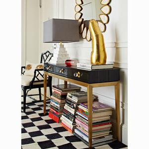 Table Lamps - Canaan Pyramid Table Lamp