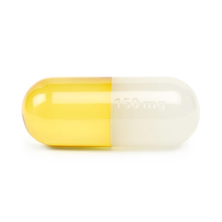 Acrylic Objets - Small Acrylic Pill