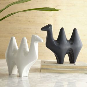 Decorative Objects - Menagerie Camel