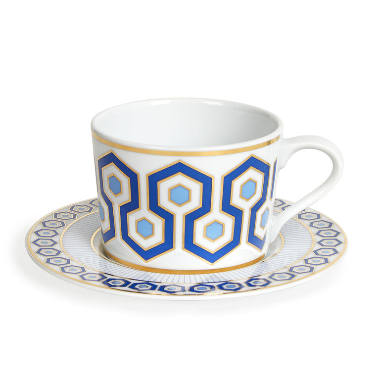 Holding Category for Inventory - Newport Tea Cup and Saucer