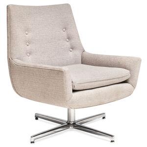 Jonathan Adler | Mrs. Godfrey Swivel Chair