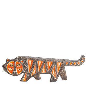 Pottery - Glass Menagerie Tiger