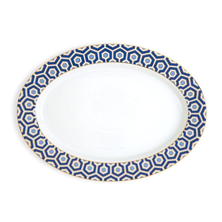 Serving Platters - Newport Oval Plate