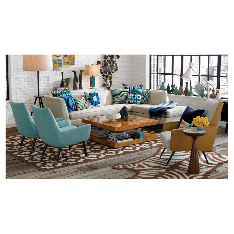 Jonathan Adler | Danner Sectional Right Arm Facing 3