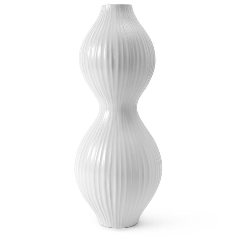 tamarind white vase pottery jonathan adler. Black Bedroom Furniture Sets. Home Design Ideas