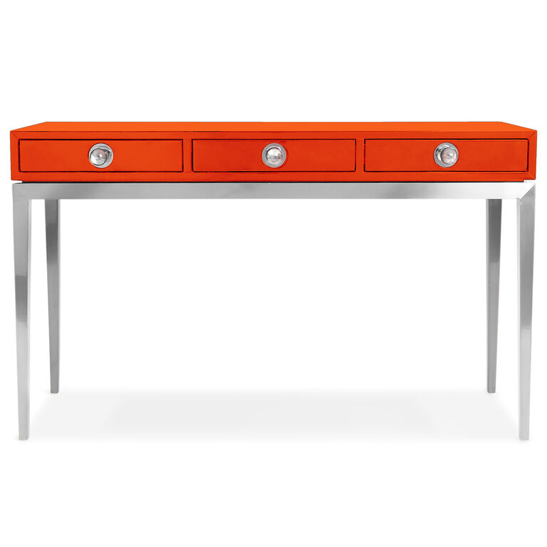 Consoles & Credenzas - Channing Three-Drawer Console