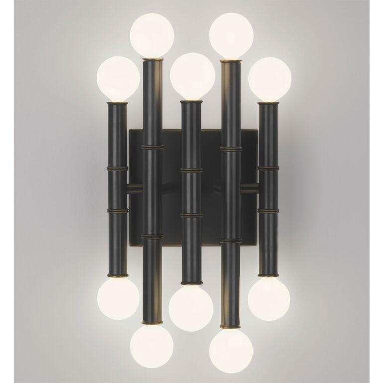 Wall Lamps & Sconces - Meurice Five-Arm Sconce