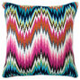 Holding Category for Inventory - Worth Avenue Bargello Throw Pillow