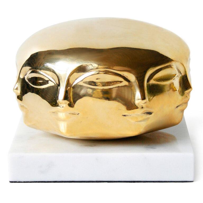 Brass Objets - Brass Dora Maar