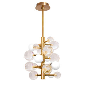 Chandeliers - Globo Five-Light Chandelier